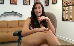 Valerie Kay is nothing but a slutty Chonga, but her round wazoo is one of..