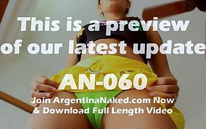 Most Amazing Body Latina Teen Riding Dong and