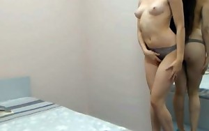 Sexy Girl with Sexy Ass Fingering her Pussy