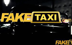 FakeTaxi - Huge tits and big booty fucking