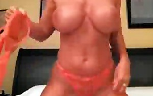 Sexy MILF With Huge Milk shakes And A Great Wazoo