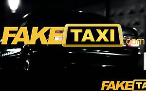 FakeTaxi 2 hot honeys in taxi threesome
