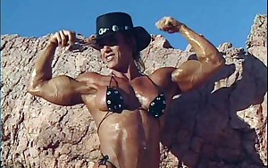 Carla Haug 02 - Female Bodybuilder