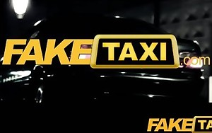 FakeTaxi New driver gives golden-haired fine anal