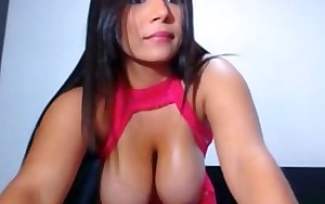 Latin chick Massive Melons
