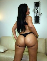 If u love massive round asses, nice-looking darksome..