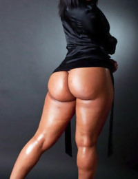 If u love massive round asses, gorgeous malignant babes,..