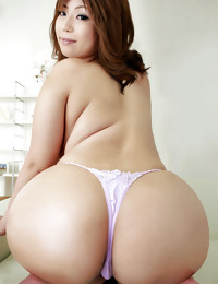 Pictures bootyful oriental gals with pretty big asses,..