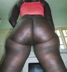 Hawt big butt african beauties are gripping and erotic