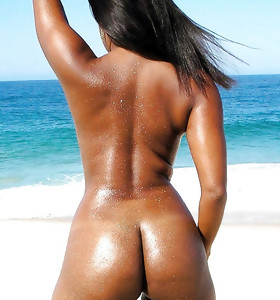 Sexy massive booty african gals are thrilling and erotic