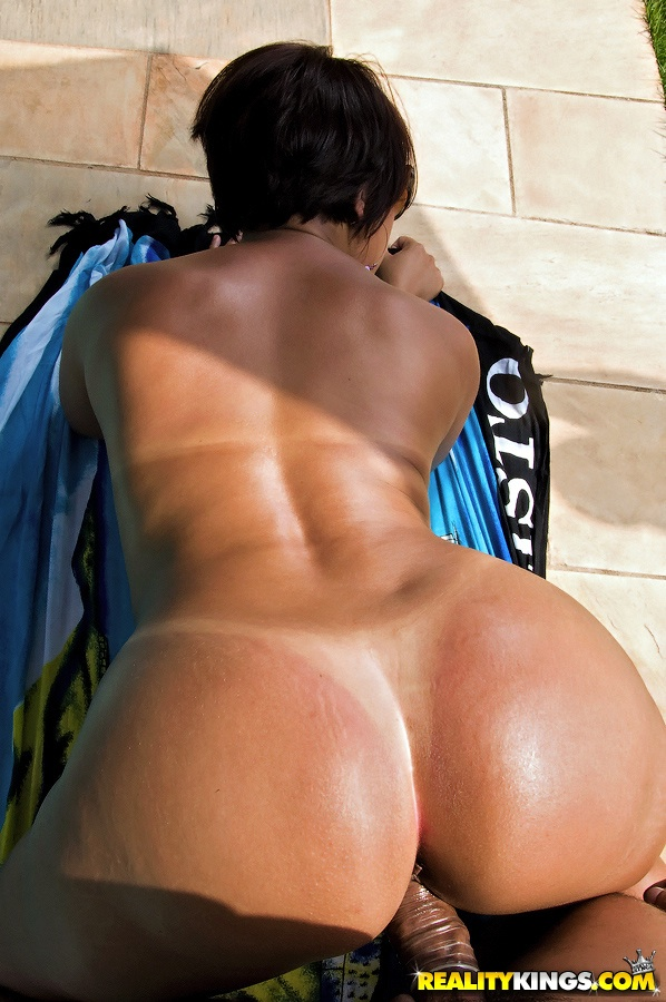 Big Ass Brazilian Butts Pictures 1